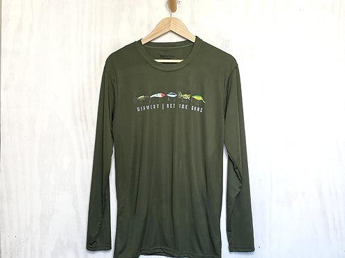 Set The Hook UPF 30 Long Sleeve Shirt