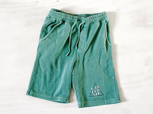 Wisconsin Lakeside Fleece Shorts