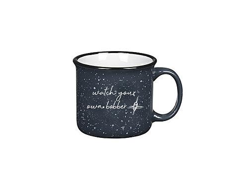 Watch Your Own Bobber Mug