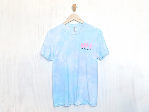 WI Summers Tie-Dyed Tee
