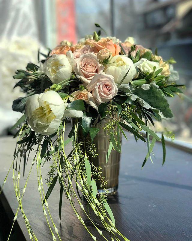 #flowers #peonies #florist #floral #anthiflowers #toronto