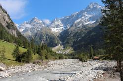 Alpes bernoises - vallée secrète