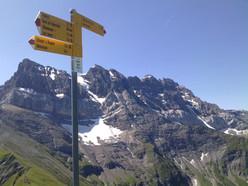 Walliser Alpen - Dents du Midi