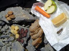 Spontanes Picknick