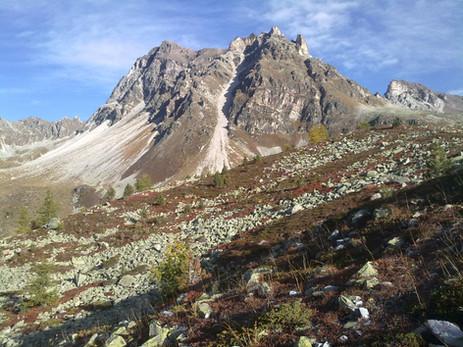 Walliser Alpen - prächtiges Val d'Anniviers
