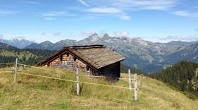 Spectaculaires Préalpes - région de Villars-sur-Ollon