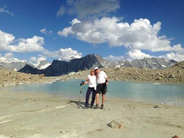 Alpes valaisannes - sauvage val d'Hérens