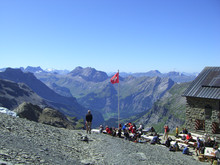 Berner Alpen - Blümisalp