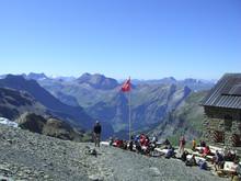 Alpes bernoises - Blümisalp