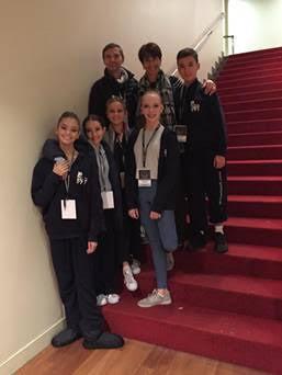 YAGP, Demi-finale Europe, 8 au 12 novembre 2017, Paris