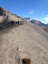 Walliser Alpen - Sanetsch