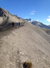 Alpes valaisannes - région du Sanetsch