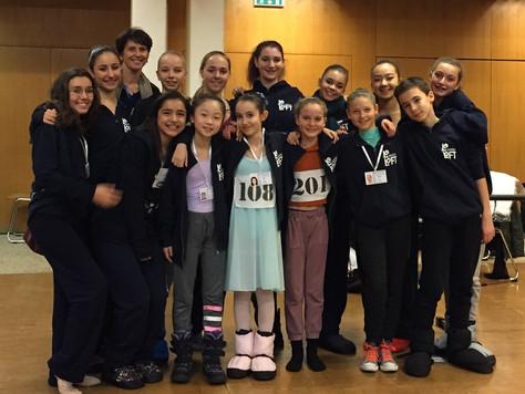 Résultats du Concours International de la Côte à Morges, Samedi 11 février 2017.