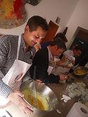 cours de cuisine chef arnaud languille clostan
