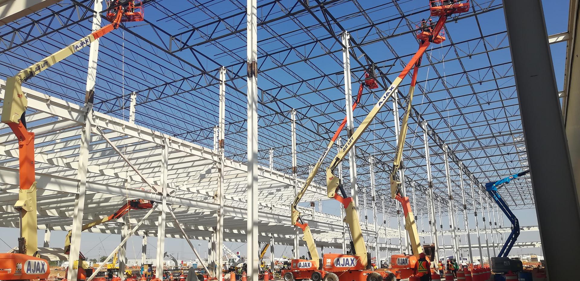 AJAX Infraestructura Industrial