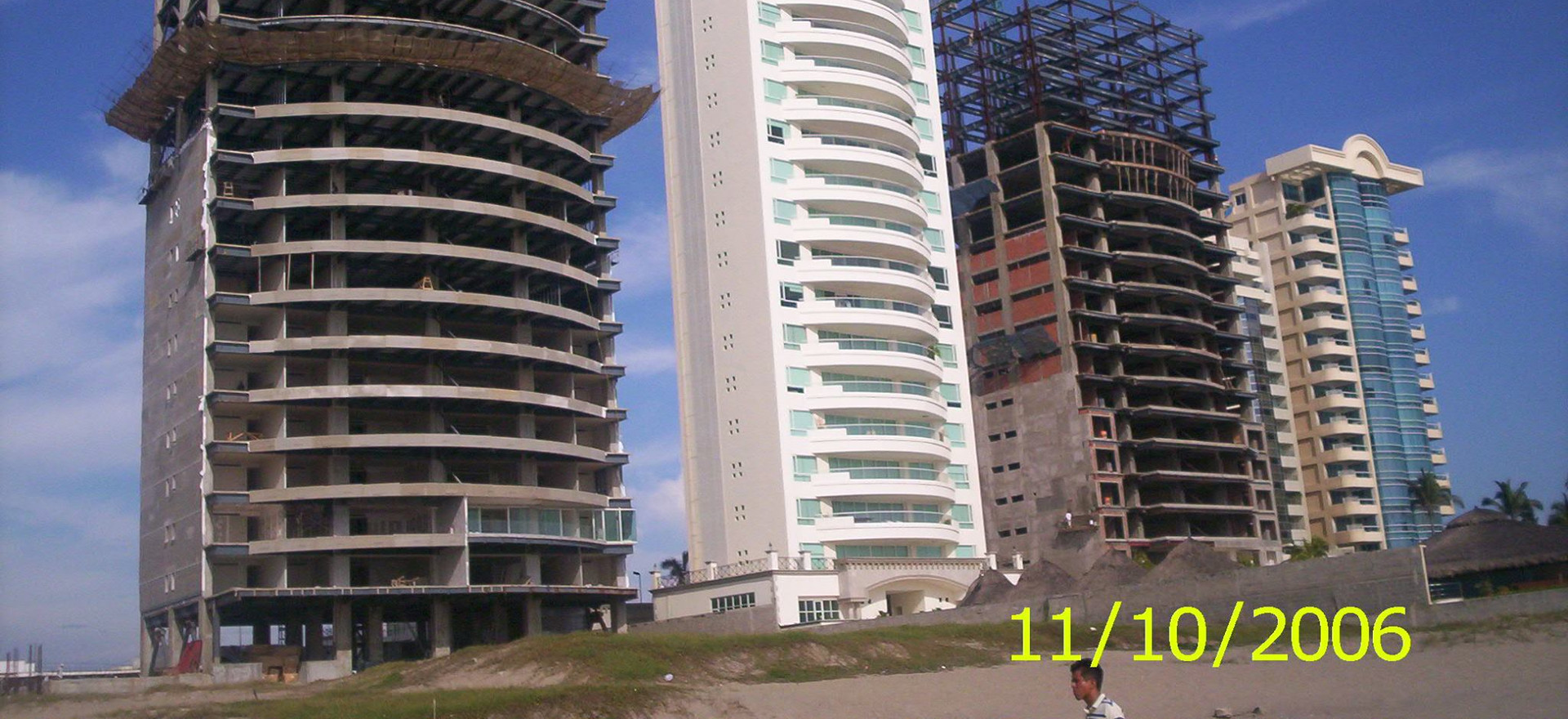Amarinthos 1 y 2, Acapulco