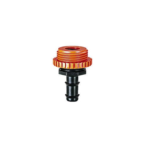 """CLABER 91066  RACCORDO FILETTATO 3/4"""" (20 - 27 mm) - 1"""" (26 - 34 mm)"""