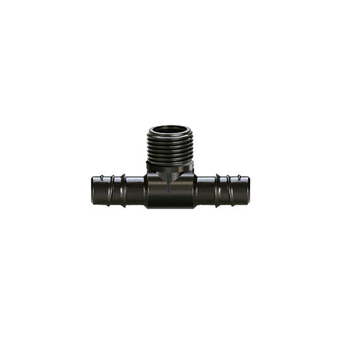 "CLABER 91072  3 VIE FILETTO 1/2"" (15 - 21 mm)"