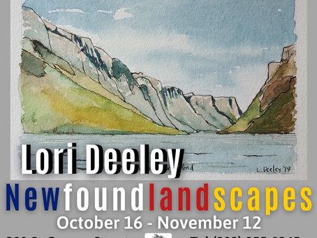 "Lori Deeley ""Newfoundlandscapes"""