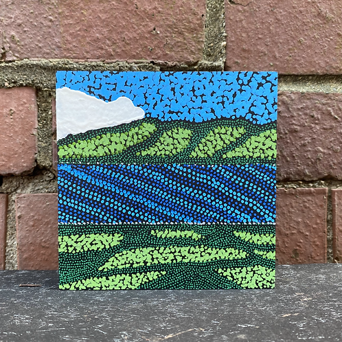 Four Hills by James C E Lightle