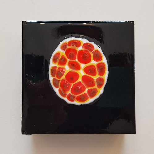 Mandala Planet II by James C E Lightle