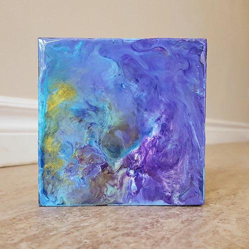 Translucent Purple by James C E Lightle