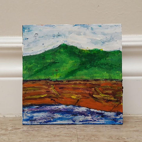 Green Mountain by James C E Lightle