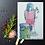 Thumbnail: Recipe/Art card: Sweet Mustard Pickles by Jaime Lee Lightle