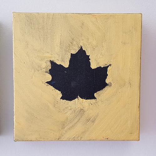 """Black on Gold"" by James C E Lightle"