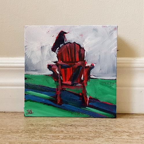 Red Muskoka by Jaime Lee Lightle