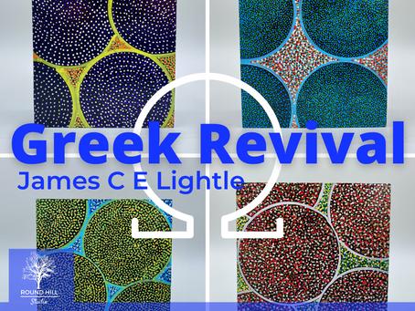 James C E Lightle: Greek Revival