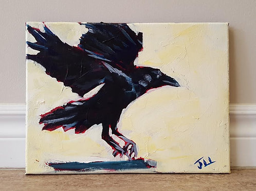 Swooping In by Jaime Lee Lightle