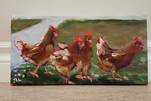 Four Sisters by Jaime Lee Lightle