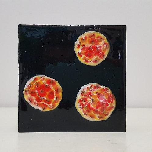 Spheres 1 by James C E Lightle