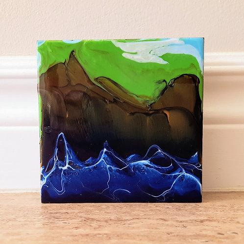 Tide Coming In by James C E Lightle