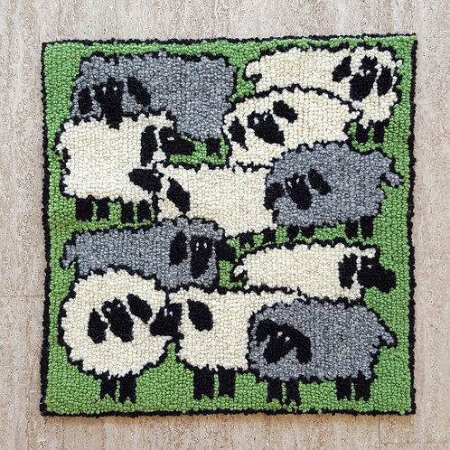 Counting Sheep by Debbie Doiron