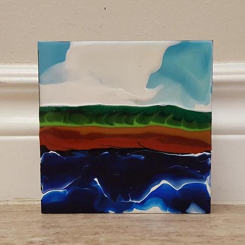Shoreline #3 by James C E Lightle