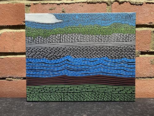 Rolling Waves by James C E Lightle