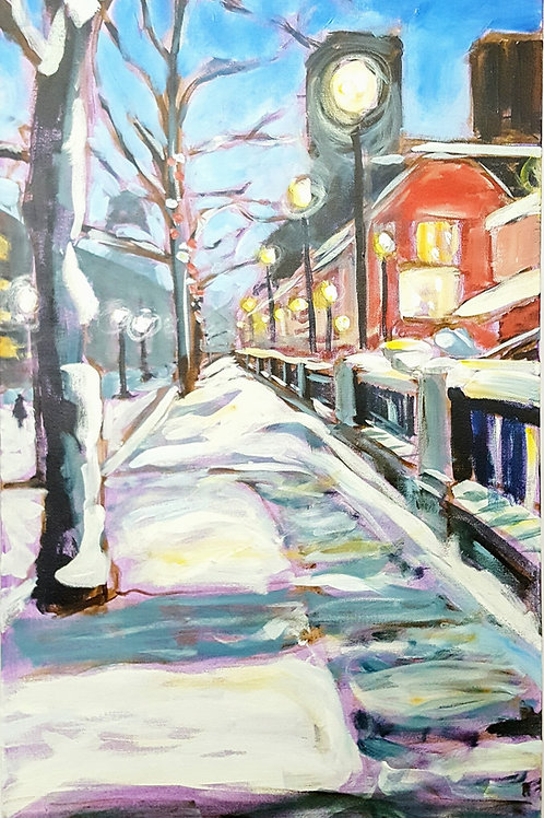Winter Halifax by Jaime Lee Lightle