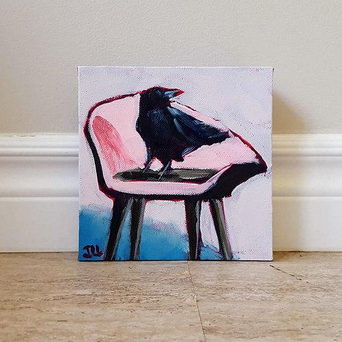 My Pink Chair by Jaime Lee Lightle