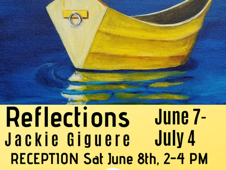 "Jackie Giguere's ""Reflections"""