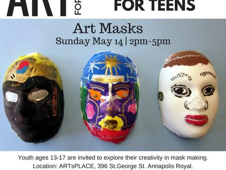 FREE Workshop for TEENS