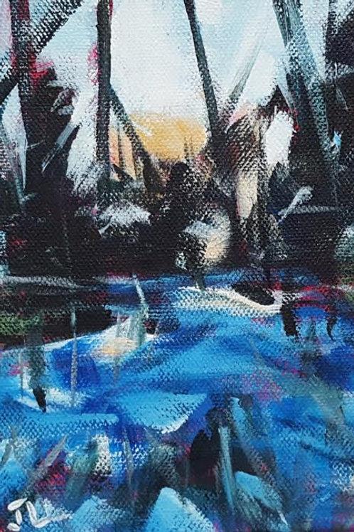 In the Shadows by Jaime Lee Lightle