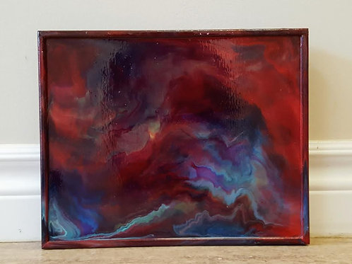Red Agate by James C E Lightle