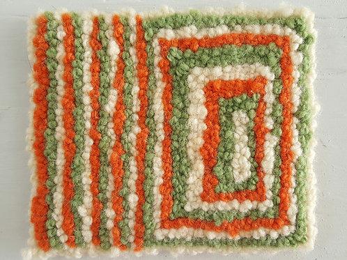 Orange and Green by Debbie Doiron