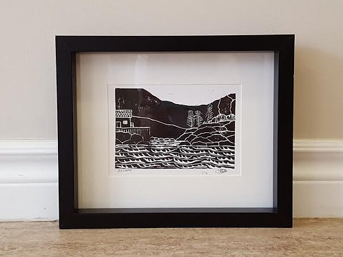Delaps Cove by James C E Lightle