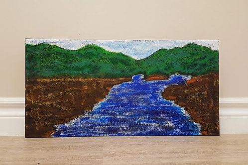 Tidal River by James C E Lightle