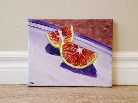 Blood Orange by Jaime Lee Lightle