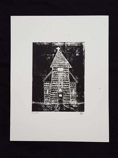 Church by James C E Lightle