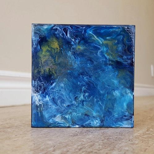 Translucent Blue by James C E Lightle